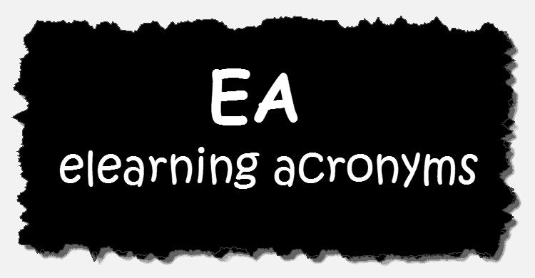 eLearning Acronyms