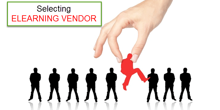 Selecting eLearning Vendor