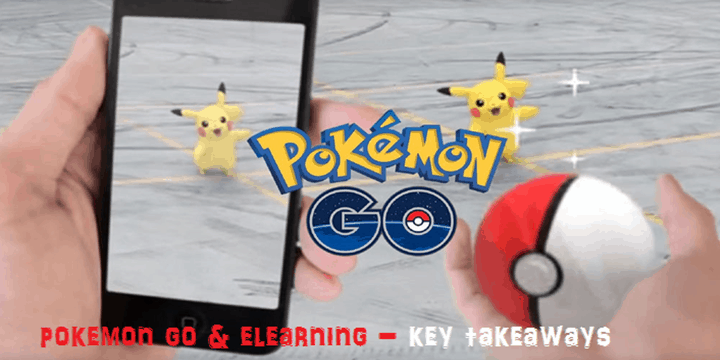 Pokemon Go and eLearning