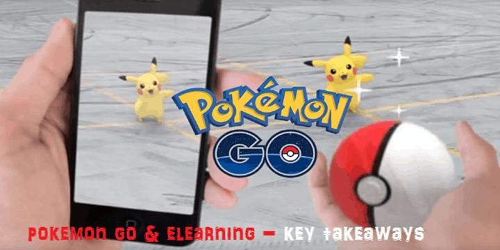 Pokemon Go and eLearning