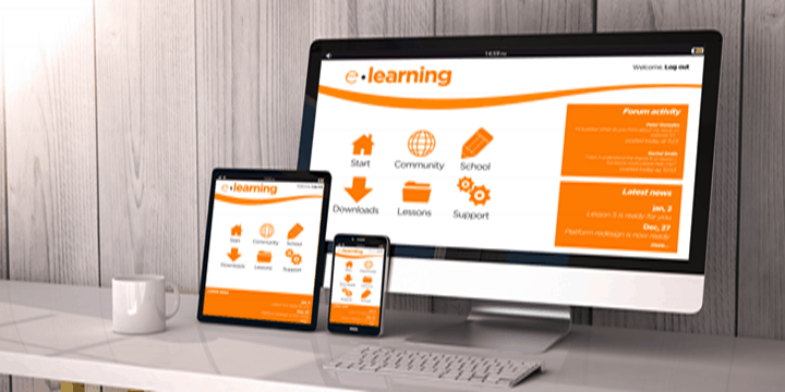 eLearning in Multi-device World