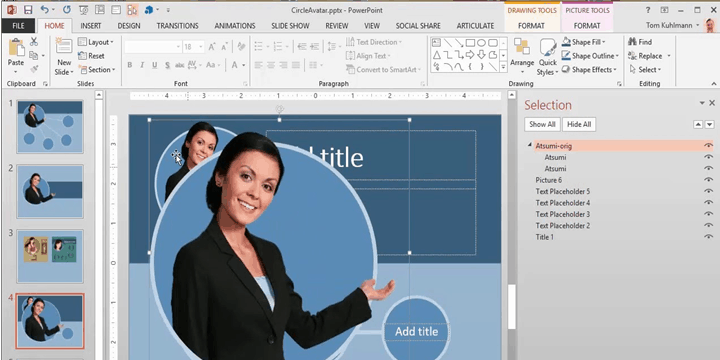 Articulate Storyline for Rapid eLearning Development - Ready To Use Templates